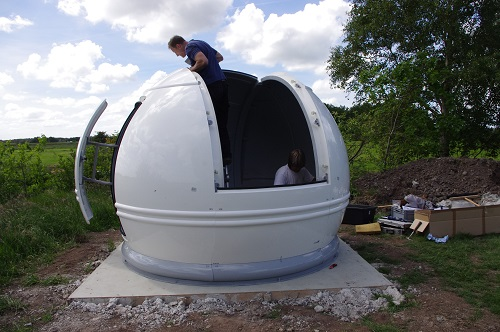 Montageservice Scopedome